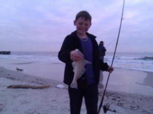 kid fishing - Realistic Fishing