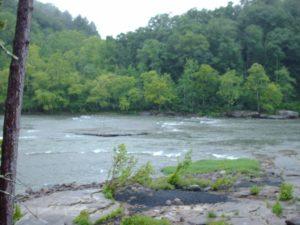 River Shore Breaks